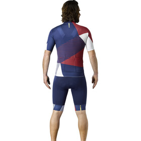 Mavic Allure Ltd Jersey Men White/Red/Blue